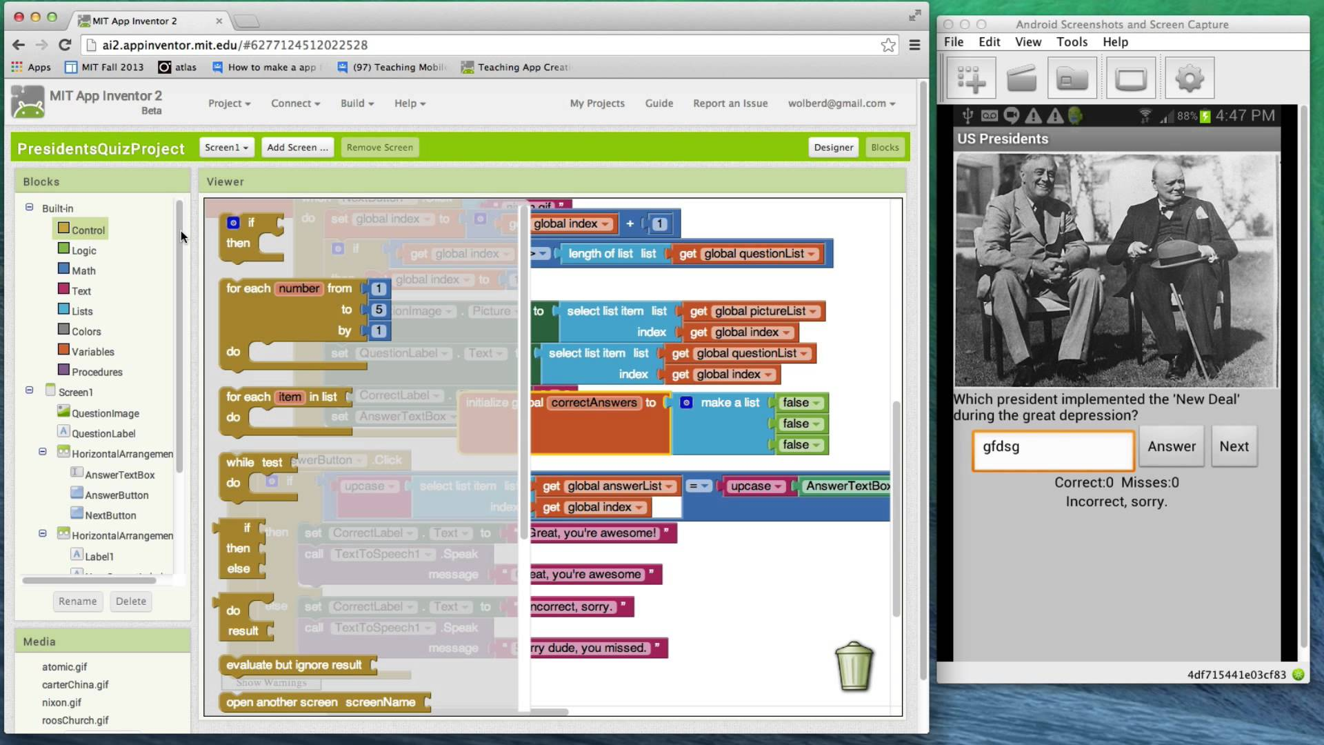 Mobile App Programming with MIT App Inventor | Coding Minds