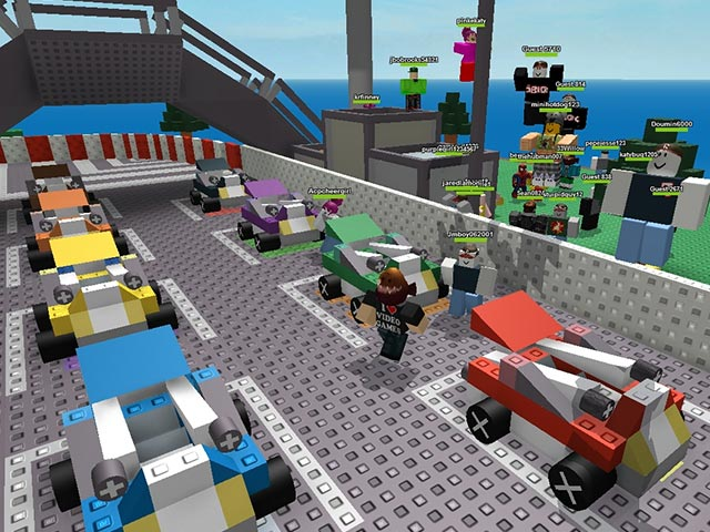 Game Development With Roblox Studio Coding Minds Academy - focus on imagination and creativity