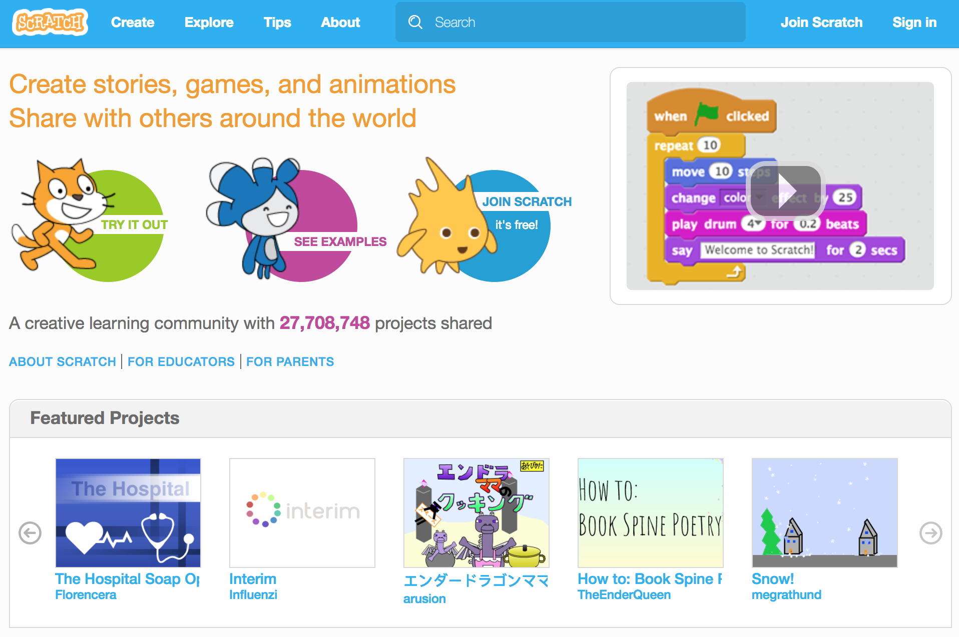 Innovative Programming with MIT Scratch | Coding Minds Academy