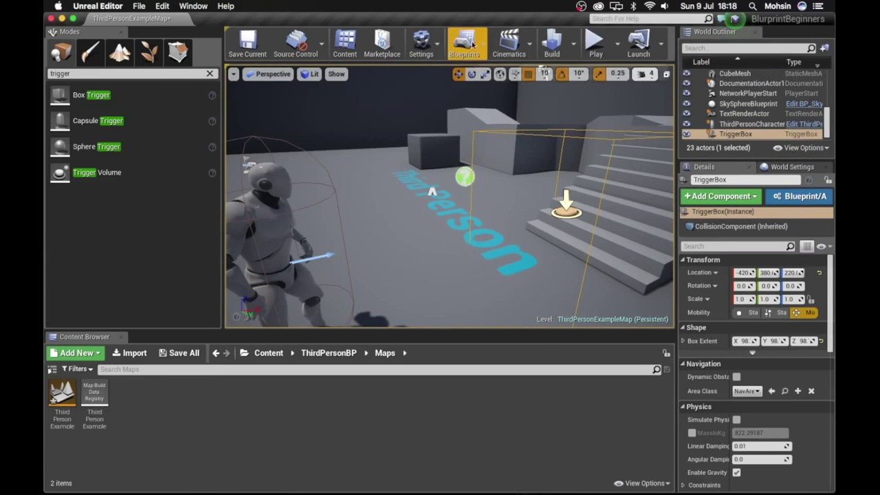 Programming with Unreal engine | Coding Minds Academy